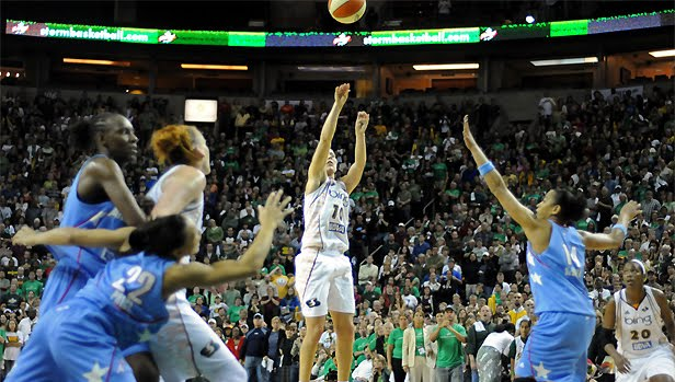 Seattle Gay Scene: Seattle Gay Scene: Sue Bird leads the Storm to win Game 1 ...