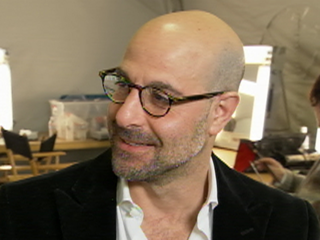 from Antonio is stanley tucci gay