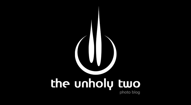 THE UNHOLY TWO