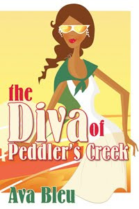 Guest Review: The Diva of Peddler Creek by Ava Bleu.