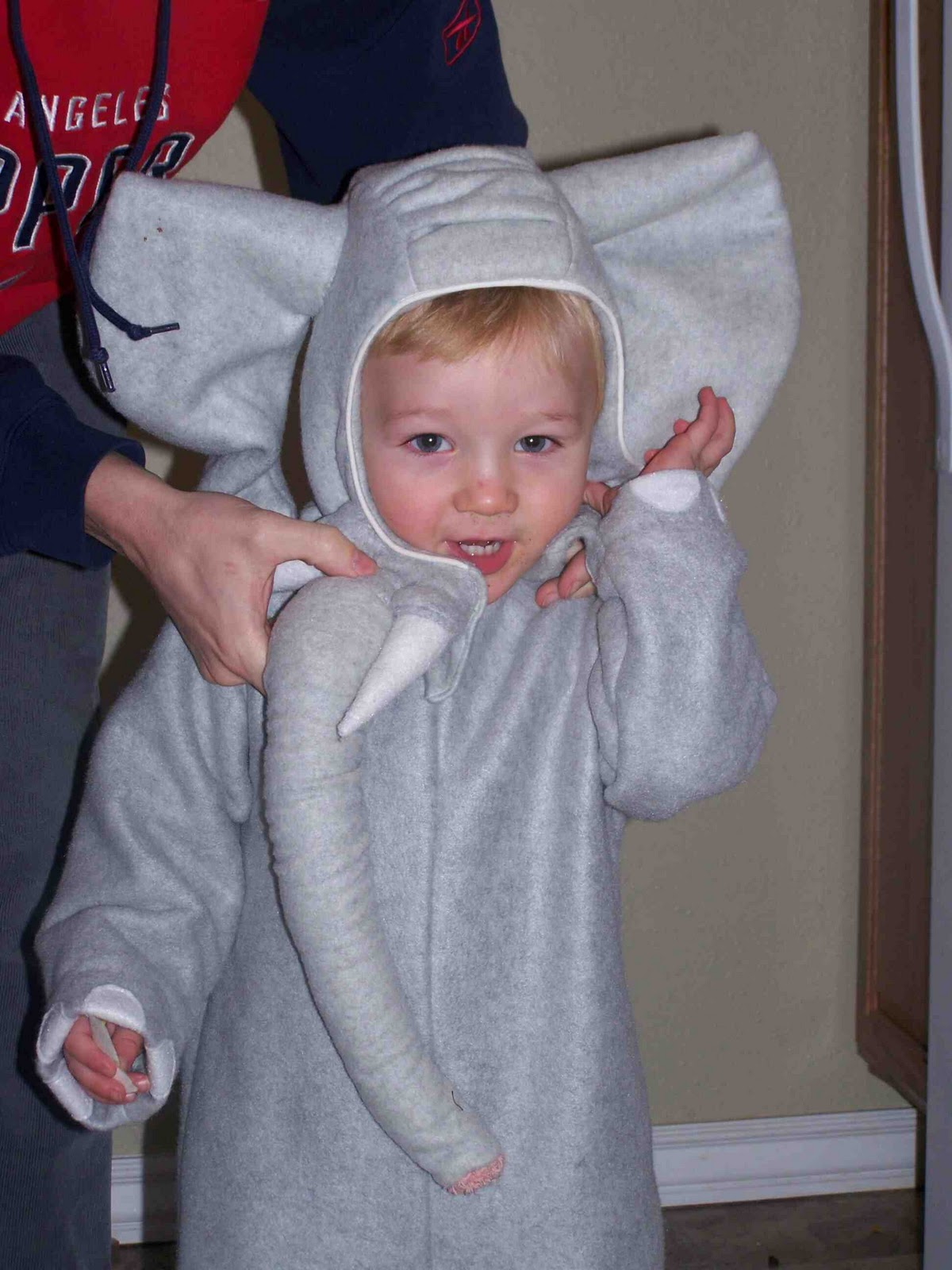 mademe. shared with you.: halloween costume: elephant