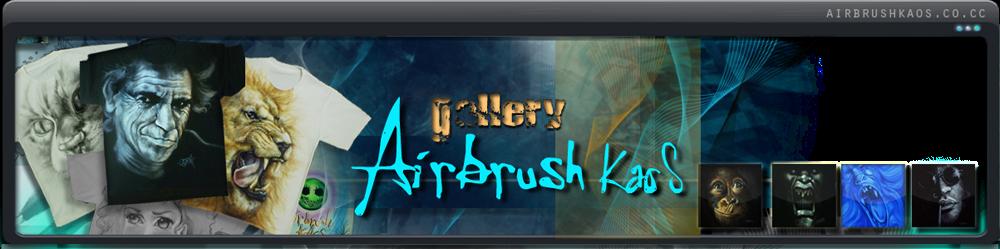 airbrush kaos