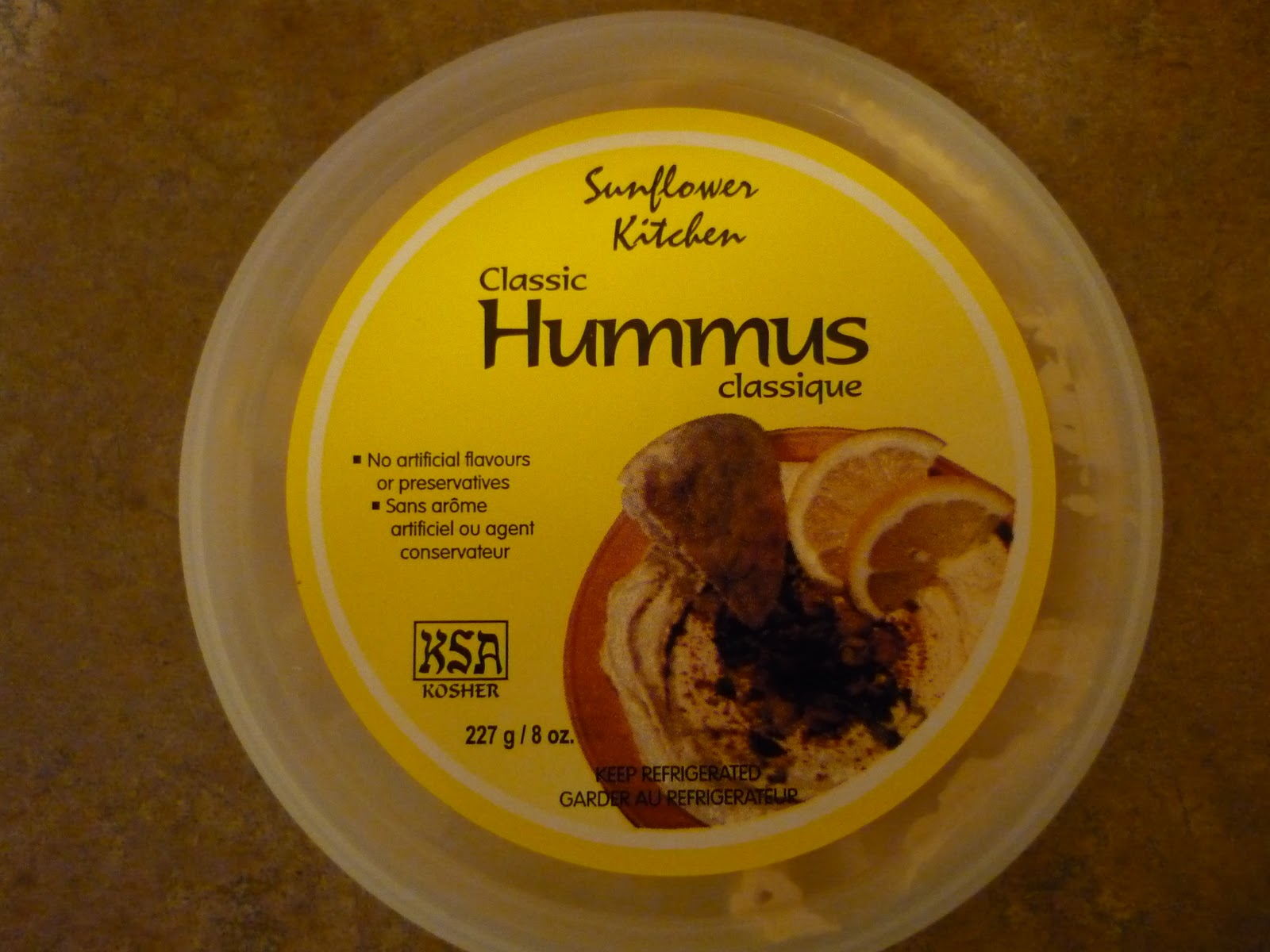 holy crap i love this hummus a life without ice cream