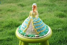 Doll Cake Buttercream (RM120)