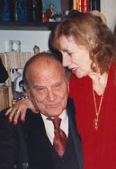 José Bragato y su esposa