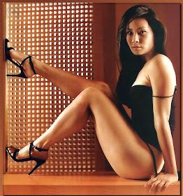 Bikini lucy liu Gender roles