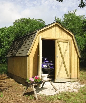 Backyard Shed Free Woodworking Project Plans