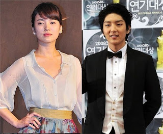 Lee Jun Ki and Song Hye Kyo