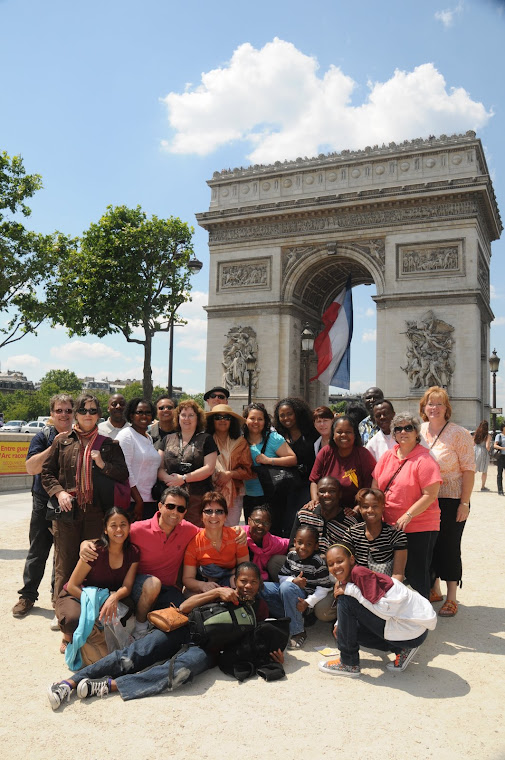 City Tour in Paris - Tuesday, June 17