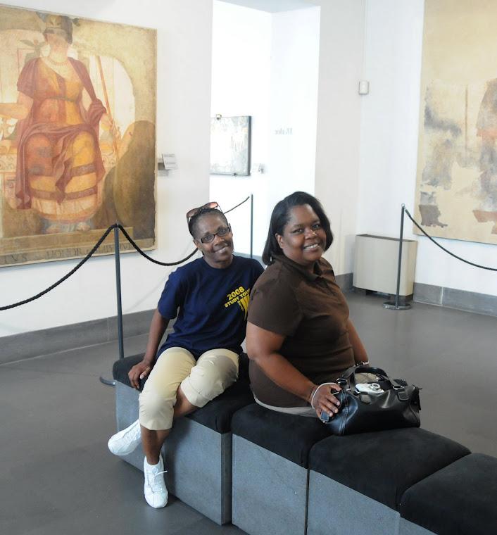 Museums, museums, museums...