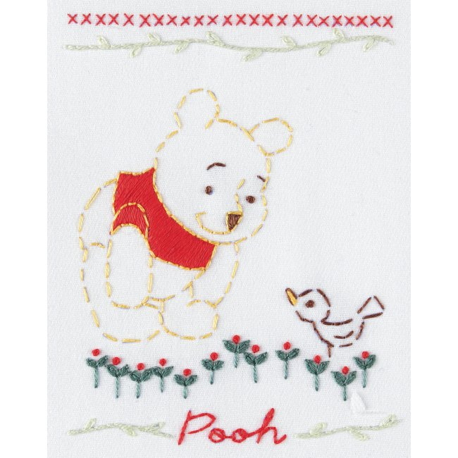 CLASSIC POOH EMBROIDERY DESIGNS