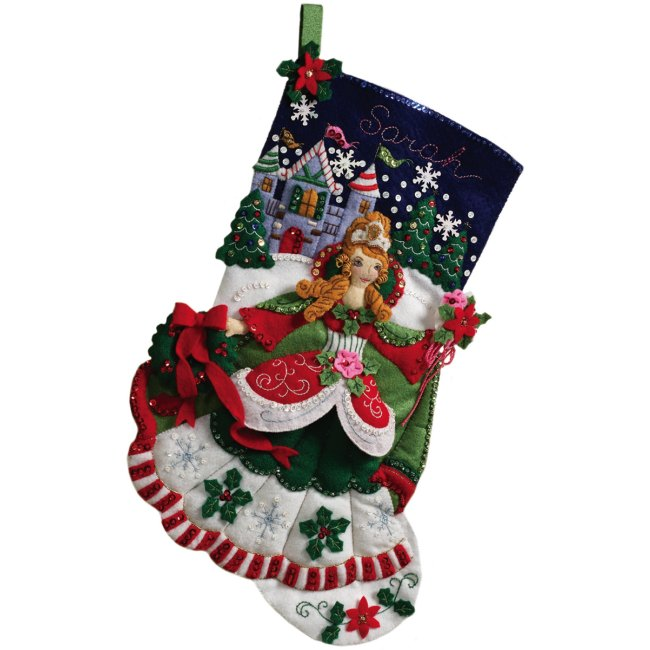 Christmas Stockings Bucilla