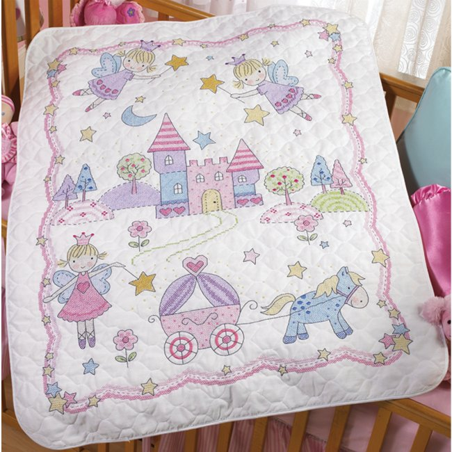 Weekend Kits Blog New Cross Stitch Baby Quilts Amp Birth