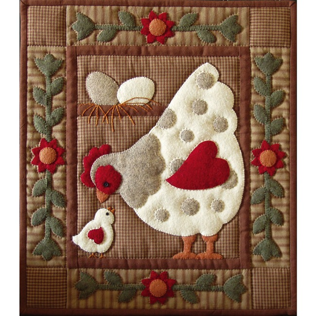 Weekend kits blog new quilt kits make a beautiful wall quilt - Quilt rits ...