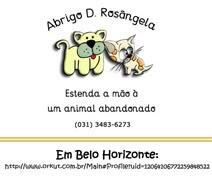 EM BH - Abrigo D. Rosângela