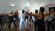 Primer Bloque de Invernadero Danza 2009