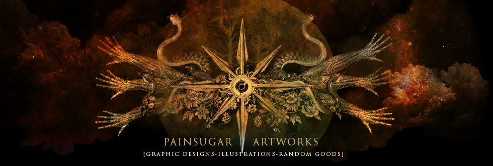 painsugar, Artwork, graphic design, free download, free tutorial