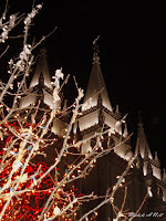 Christmas at Temple Square 2009
