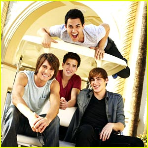 Canciones de Big Time Rush!