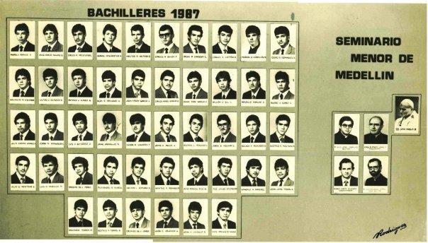 SEMENOR CLASE 1987