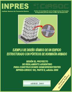 Diseño Sísmico Edificio de Hormigón INPRES CIRSOC 103 200