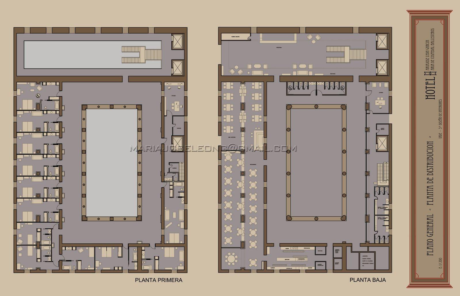 Hotel for Como disenar un hotel