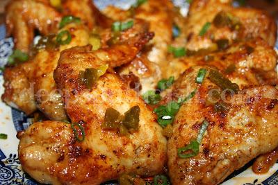 wings baked jackson street baked hot wings recept yummly street baked ...