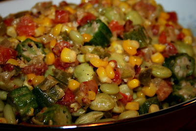 Traditional Southern Succotash Recipes — Dishmaps