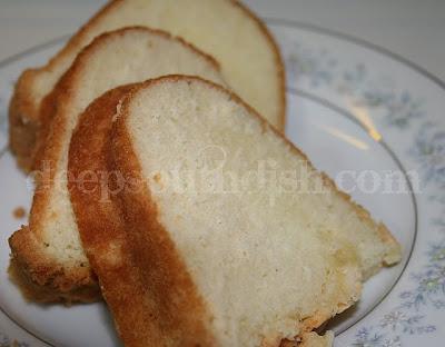 Grandma S Sour Cream Pound Cake