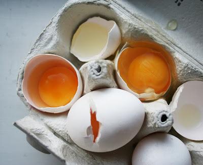 ägg bra för