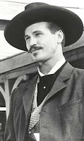 "Doc Holliday Val Kilmer Wallpaper ""doc holliday died a catholic"""