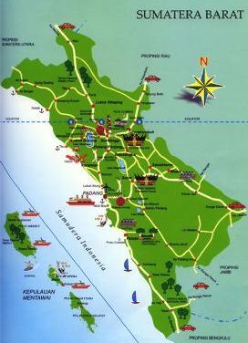advertise: West Sumatra Tourism Development Prospects