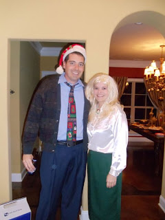 Clark And Ellen Griswold Christmas Vacation Costume