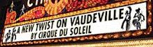 Vaudeville in Chicago.