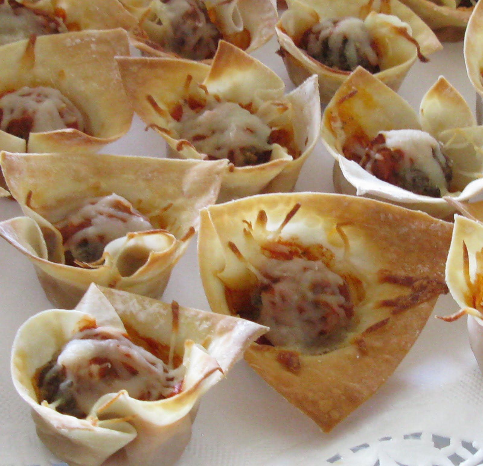 Food For A Hungry Soul Wedding Appetizers