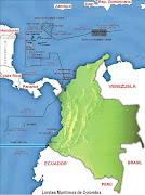 Mapa de Colombia 1810. Mapa actual de Colombia (mapamaritimo)