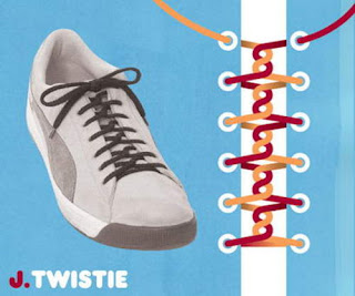 No Tie Shoe Laces