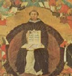 St. Thomas Aquinas, universal doctor of the Church