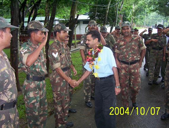 8.Col Aniruddha N Gudi