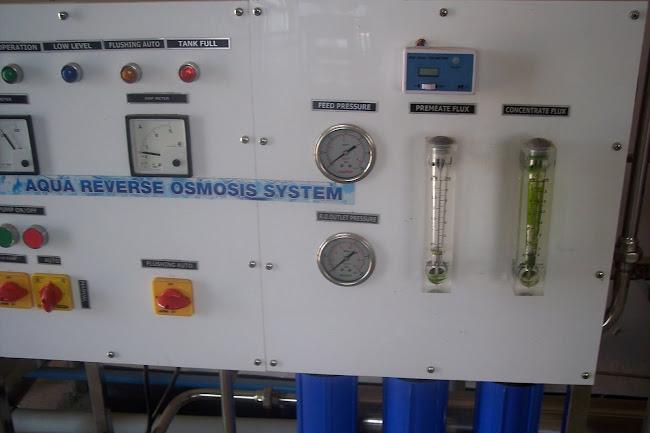 Aqua Reverse Osmosis systems 0
