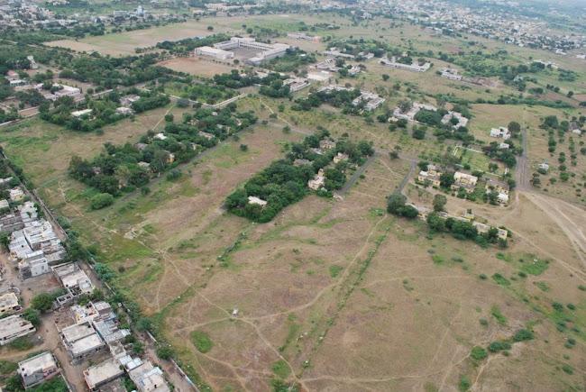 Sainik School Bijapur View of the campus