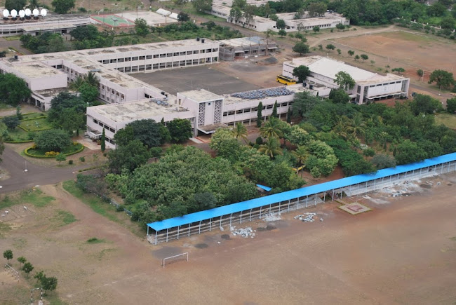 Sainik School Bijapur -Main building 3