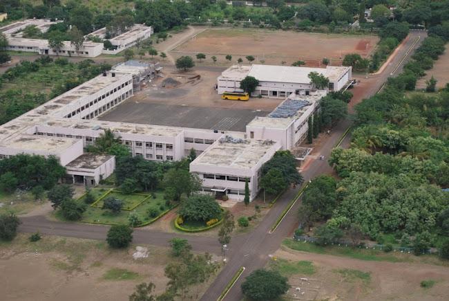 Sainik School Bijapur Main building 5