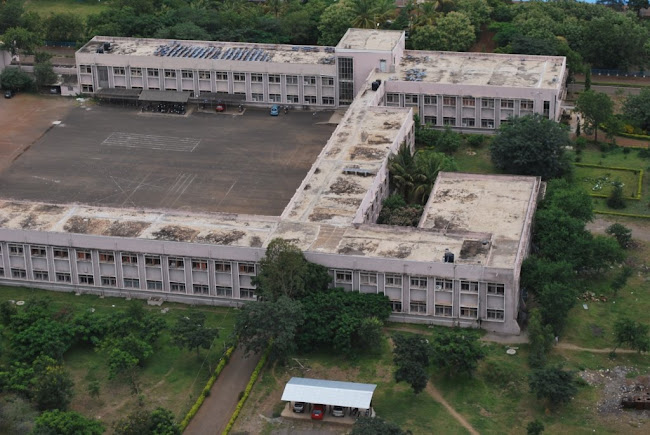 Sainik School Bijapur- main building 7
