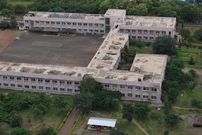 Sainik School Bijapur- main building 7