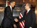 Calderón y Obama
