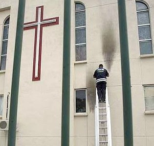 attack on malaysian churches