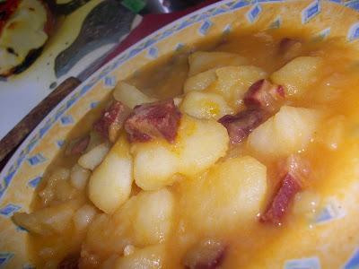Guisado de patatas con taquitos de jamón GUISADO+DE+PATATAS+Y+JAM%C3%93N+1