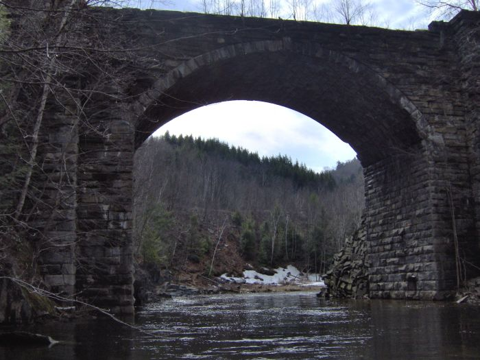 Exploring Western Massachusetts The Keystone Arch Bridges