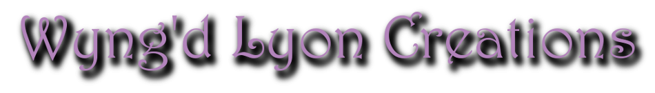 Wyng&#39;d Lyon Creations